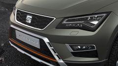 Seat Ateca X-Perience concept, piastre e protezioni extra