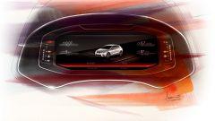 Seat Digital Cockpit: disegno della versione per Seat Ibiza