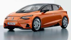 Seat E-Born, che aspetto avrà l'auto elettrica Seat?
