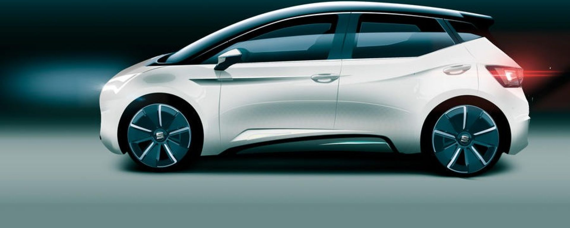 Seat E-Born: un possibile rendering