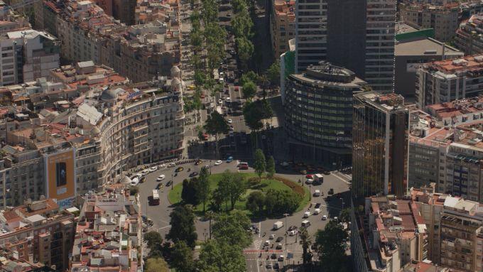 Seat e l'auto connessa coi semafori, Barcellona il luogo dei test