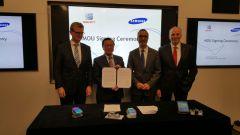 Seat: accordo con Samsung per la connettività - Immagine: 3
