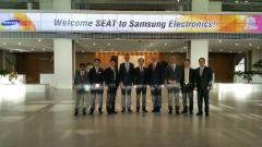 Seat: accordo con Samsung per la connettività - Immagine: 4