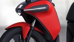 Seat e-Scooter: particolare del muso
