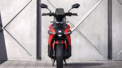Seat e-Scooter: vista frontale
