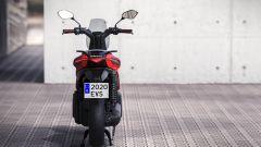 Seat e-Scooter: vista posteriore
