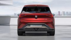 Seat el-Born: il posteriore del concept