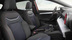 Seat Ibiza 2021: inediti rivestimenti per i sedili