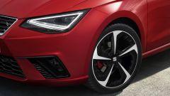 Seat Ibiza 2021: nuovi i cerchi in lega da 17