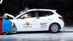 Seat Ibiza, 5 stelle Euro NCAP