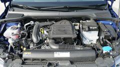 Seat Ibiza FR TGI: dettaglio del motore