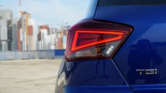 Seat Ibiza FR TGI: dettaglio fari posteriori
