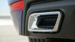 Seat Ibiza FR TGI: dettaglio scarichi posteriori