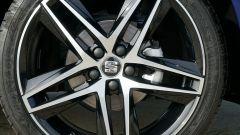 Seat Ibiza FR TGI: i cerchi in lega da 18