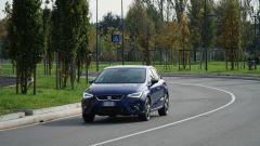 Seat Ibiza FR TGI: il frontale