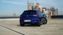Seat Ibiza FR TGI: il posteriore