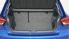 Seat Ibiza FR TGI: il vano posteriore
