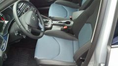 Seat Leon 1.4 Tgi DSG Connect: i sedili offrono un buon contenimento laterale