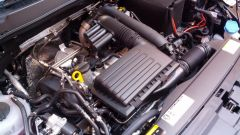 Seat Leon 1.4 Tgi DSG Connect: il motore Tgi bi-fuel a metano e benzina