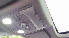 Seat Leon 1.4 Tgi DSG Connect: luci di cortesia e comando del tetto apribile elettrico
