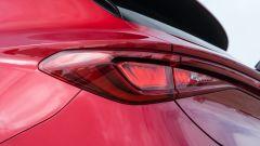 Seat Leon 1.5 eTSI DSG FR, gruppo ottico posteriore