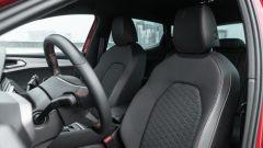 Seat Leon 1.5 eTSI DSG FR, i sedili anteriori