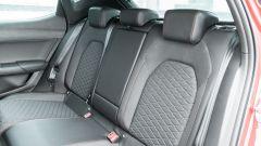 Seat Leon 1.5 eTSI DSG FR, i sedili posteriori