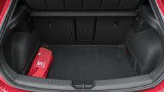 Seat Leon 1.5 eTSI DSG FR, il bagagliaio