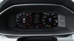 Seat Leon 1.5 eTSI DSG FR, il quadro strumenti