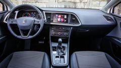 Nuova Seat Leon ST TGI: la prova dei consumi reali - Immagine: 41