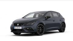 Seat Leon 2019 Black Edition: 3/4 anteriore