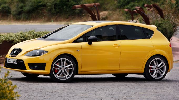 Seat Leon Cupra 2.0 TSI 241 CV