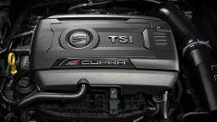 Seat Leon Cupra: il 2.0 TSI da 300 cv e 380 Nm, lo stesso che equipaggia la VW Golf R