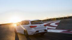 Seat Leon Cupra: la sportiva spagnola è disponibile anche in versione station wagon