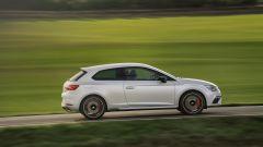 Seat Leon Cupra: la versione SC a 3 porte