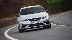Seat Leon Cupra: le modifiche estetiche riprendono quanto visto sul restyling della versione normale
