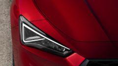 Seat Leon FR 2020: gruppo ottico anteriore