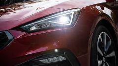 Seat Leon FR 2020, il gruppo ottico anteriore