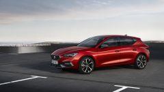 Seat Leon FR 2020: vista 3/4 anteriore