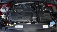 Seat Leon TGI FR 2019: il motore