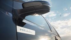 Seat Mii electric, il logo sulla fiancata