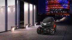 Seat Minimó batterie sostituibili per il car sharing elettrico