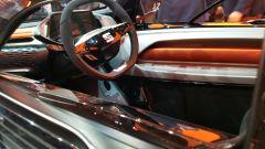 Seat Minimo: dettaglio del volante