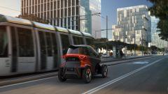 Seat Minimó è pensato per il carsharing