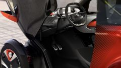 Seat Minimó: la pedaliera