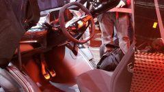 Seat Minimo: la strumentazione è minimal