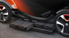 Seat Minimó: le batterie estraibili prodotte da Bosch