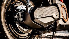 Seat Mò e-Scooter 125: la meccanica è in collaborazione con Silence