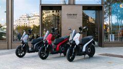 Seat Mó eScooter 125 a MIMO 2021: al debutto lo scooter 100% elettrico