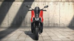 Seat Mo eScooter 125: il frontale